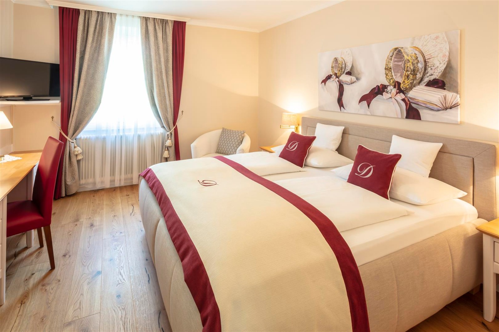 Hotel-/Zimmerfotos Hotel garni DONAUHOF
