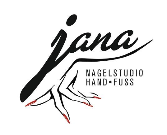 Jana – Markenauftritt und Auslagen-Beschriftung