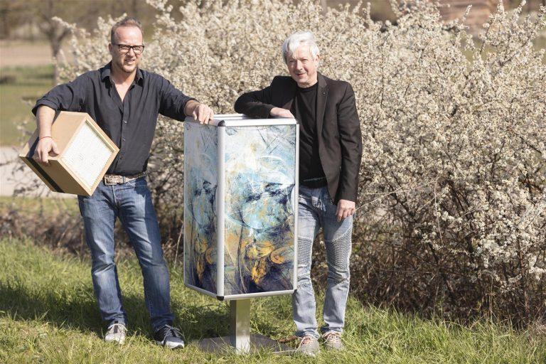 1 Waldviertler – 3 Leut. Der Bernie – Der Edi und der Alois